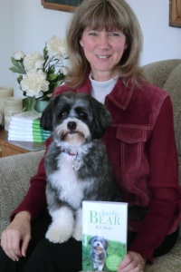 B.J. Charlie Bear and Book