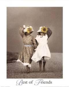 friends.two girls