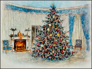Johnson_White_House_Christmas_Card