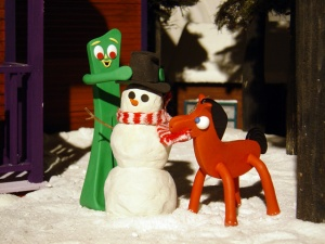 Gumby and Pokey Christmas