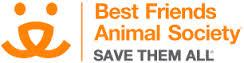 logo best friends save them all