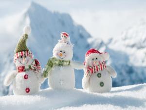 Snowmen three